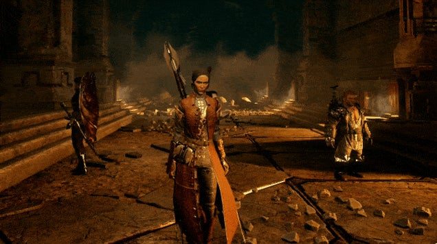 Dragon Age: Inquisition's Lightning Spell Still Kicks Arse