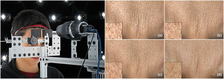 A Graphics Breakthrough Makes Perfect CGI Skin