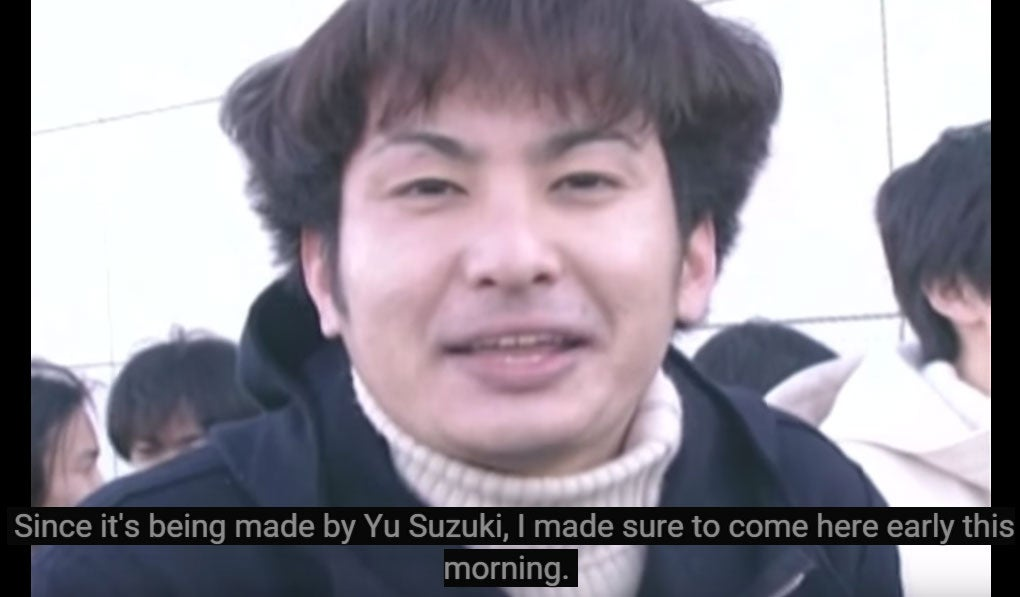 Watch A Rare 1999 Shenmue Documentary