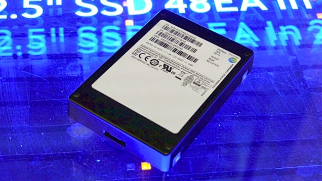 Wow, Samsung's New 16 Terabyte SSD Is the World's Largest Hard Drive