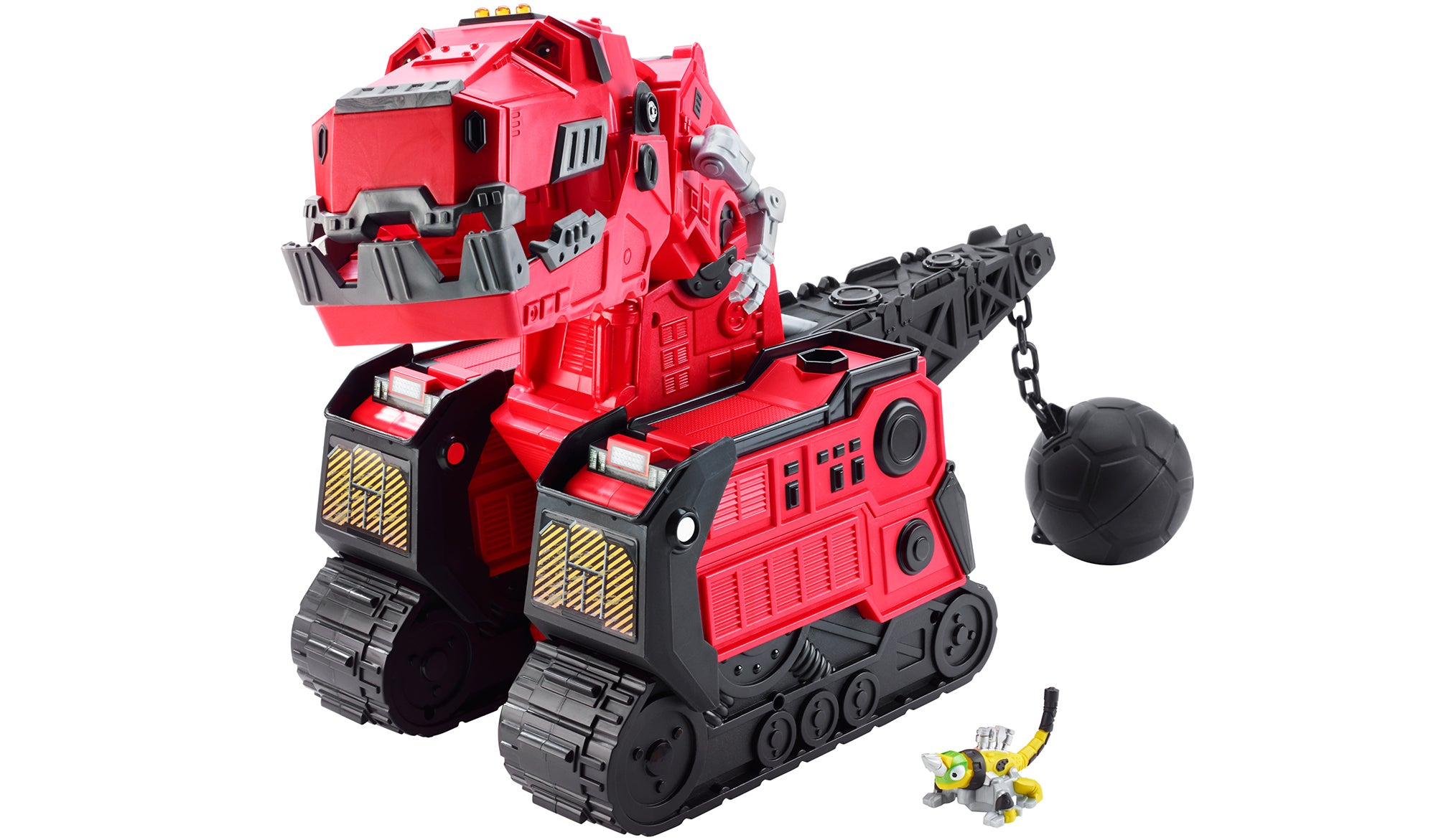 Dino-Robot Toys Are Cool. Dino-Robot-Construction-Truck Toys Are Incredible