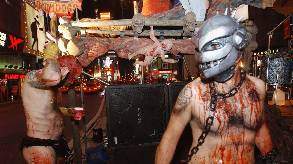 How Gwar Was Inspired By the Civil War and Cigarettes
