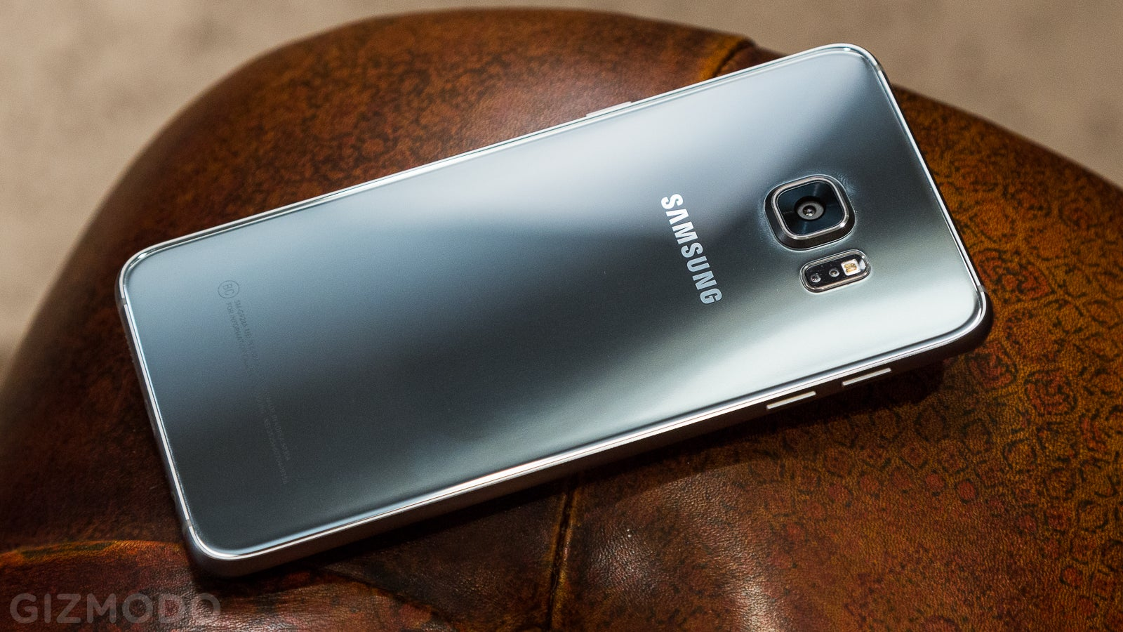 The Galaxy S6 Edge Plus: Yep, It Certainly Is Bigger