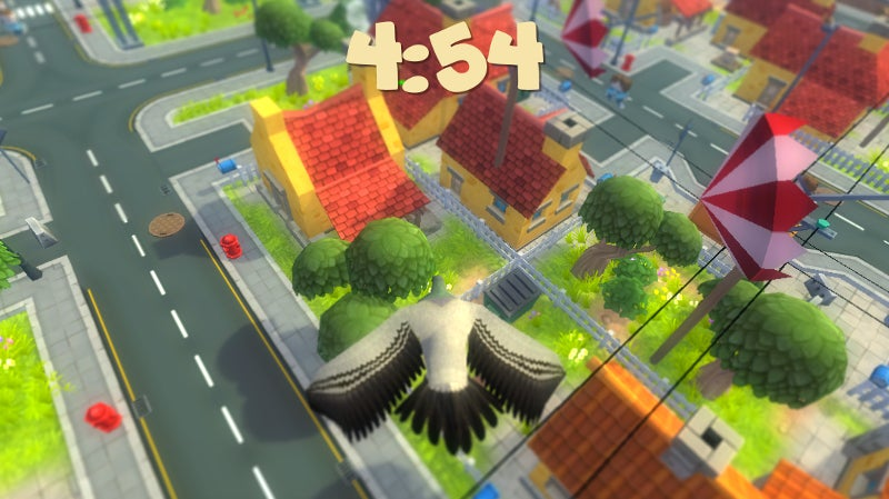 Wonky Pigeon Sure Is A Game About A Pigeon That Poops On People