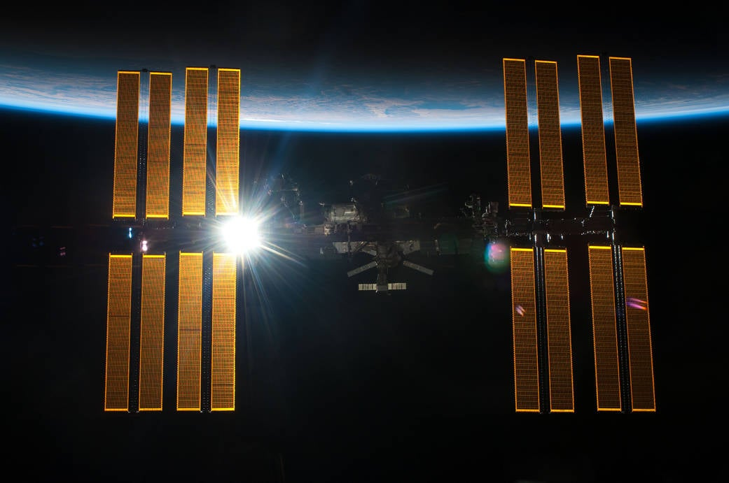 Here's How to Call the International Space Station