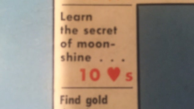 A Board Game's Idea Of The Moon Landing, 14 Years Before It Happened