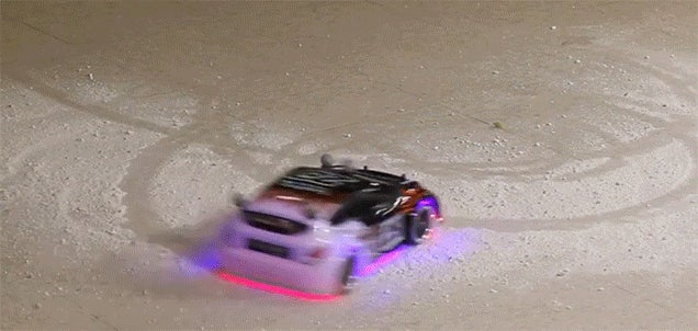 Software That Learns To Drift Could Teach Autonomous Cars To Drive Like Ken Block