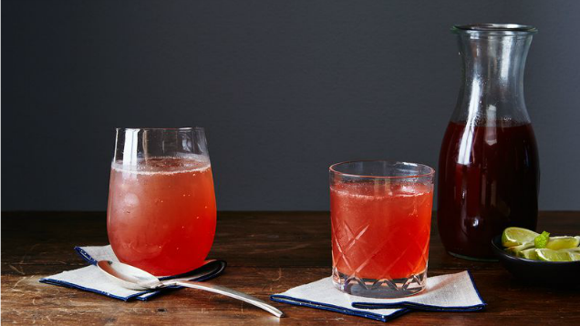 Make Delicious Sweet And Sour Shrubs Using This Easy Ratio