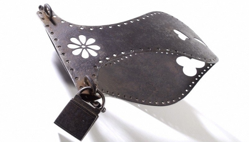 Chastity Belts Were Definitely Not A Medieval Thing