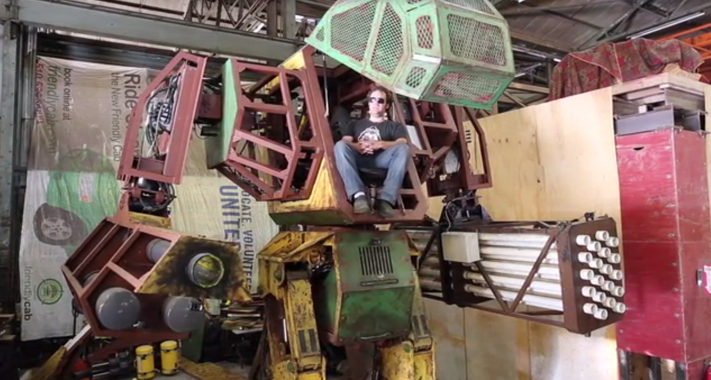 This Is How US Challengers Plan To Wreck Japan's Giant Robot In A Duel