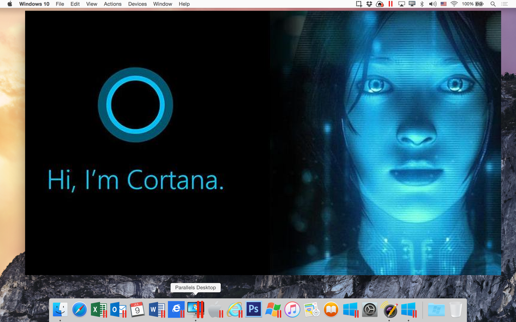 Parallels 11 Can Put Microsoft's Cortana On Your Mac