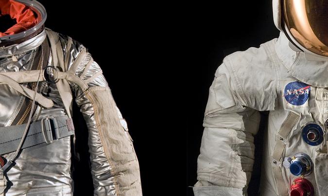 Smithsonian Kickstarter Campaign Raises Over $700,000 To Restore Apollo Spacesuits