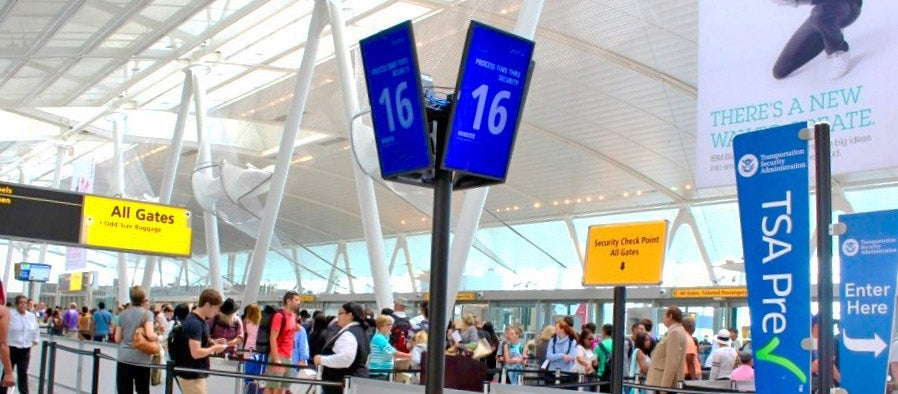 JFK Now Tracks Passengers' Mobile phones to Predict Airport Wait Times