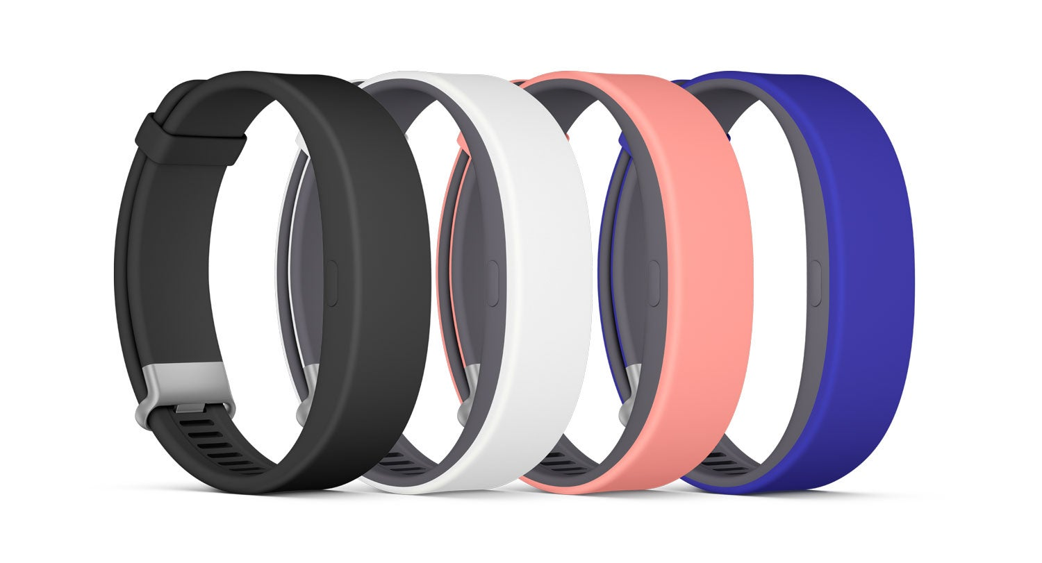 Sony Takes Another Shot at Activity Trackers With the SmartBand 2