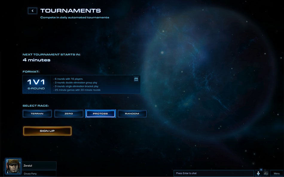 StarCraft II Is (Finally) Getting Tournaments