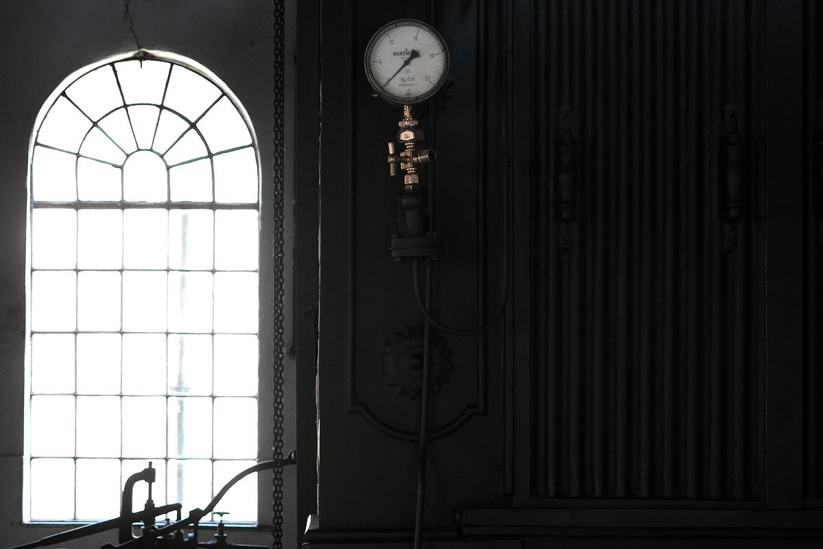 Photo Essay: Inside a 120 Year-Old Steam Powered Water Pumping Station