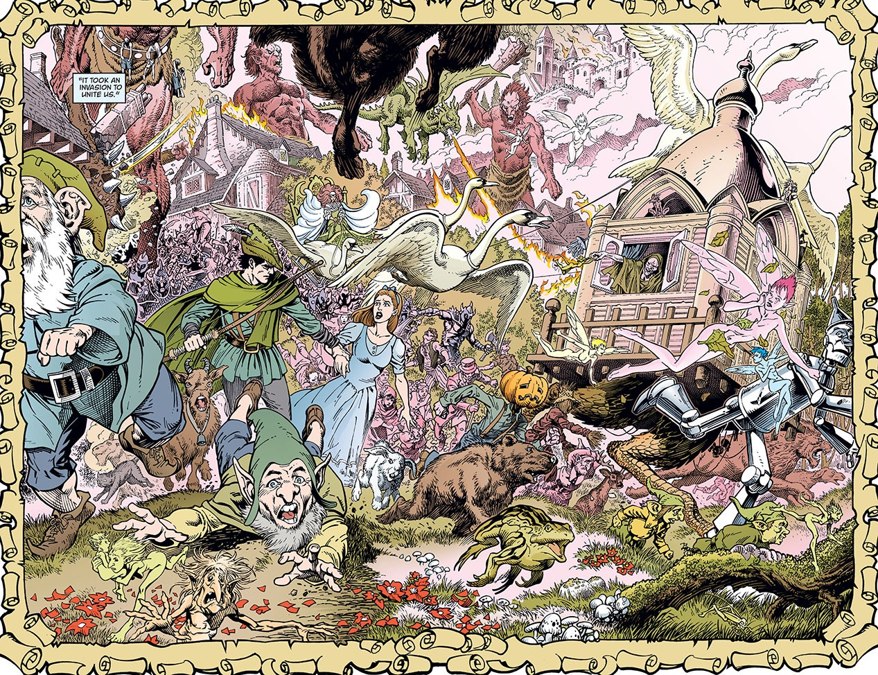 Fables: The Kotaku Comic Review