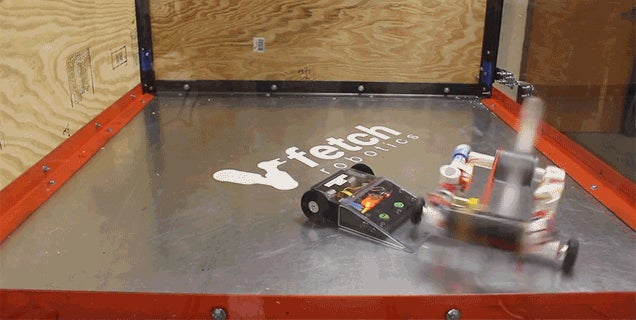 I Wish These Tiny Plastic BattleBots Were Sold at Toy Stores