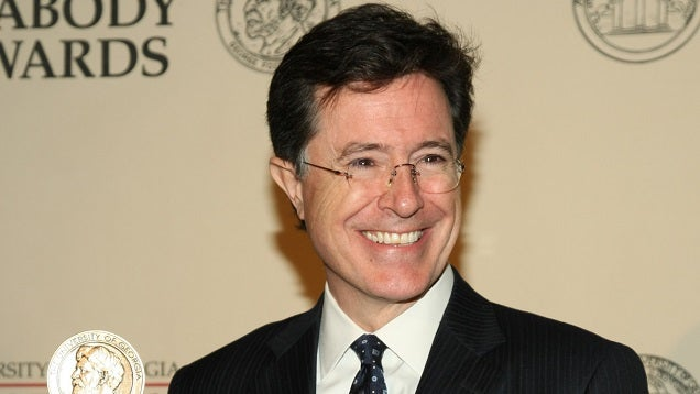 Stephen Colbert's Lesson On Failure: You Have To Learn To Love The Bomb