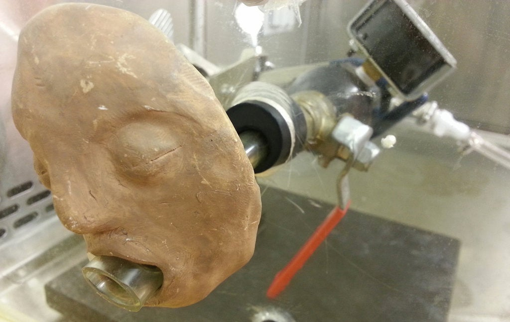 Vomit Machine Helps Researchers Study Disease, Face Totally Unnecessary
