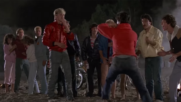 Proof That Daniel Was The Real Bully In The Karate Kid