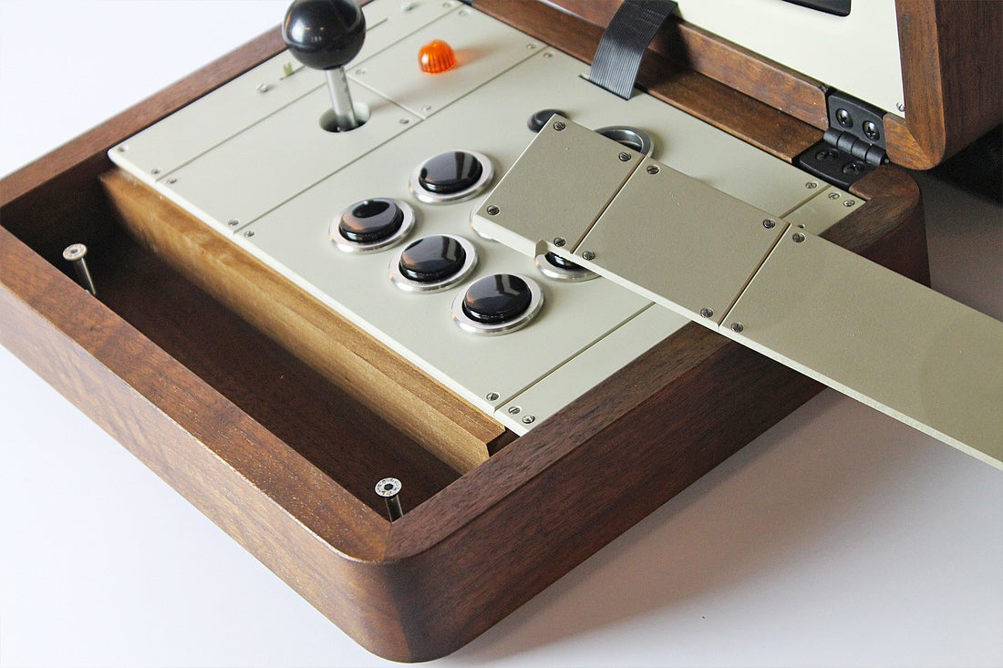 Inspired by Battleship, This Head-to-Head Portable Arcade Is a Work of Art