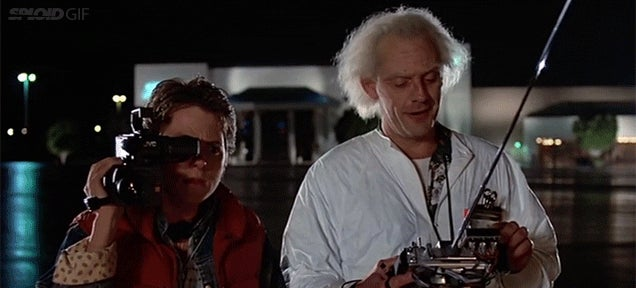 Back to the Future's DeLorean was almost a refrigerator—plus 8 other BTTF facts