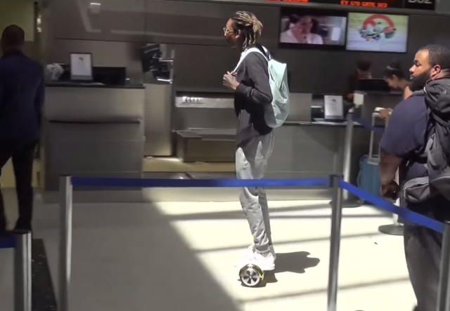 Dude, It's Not a Hoverboard