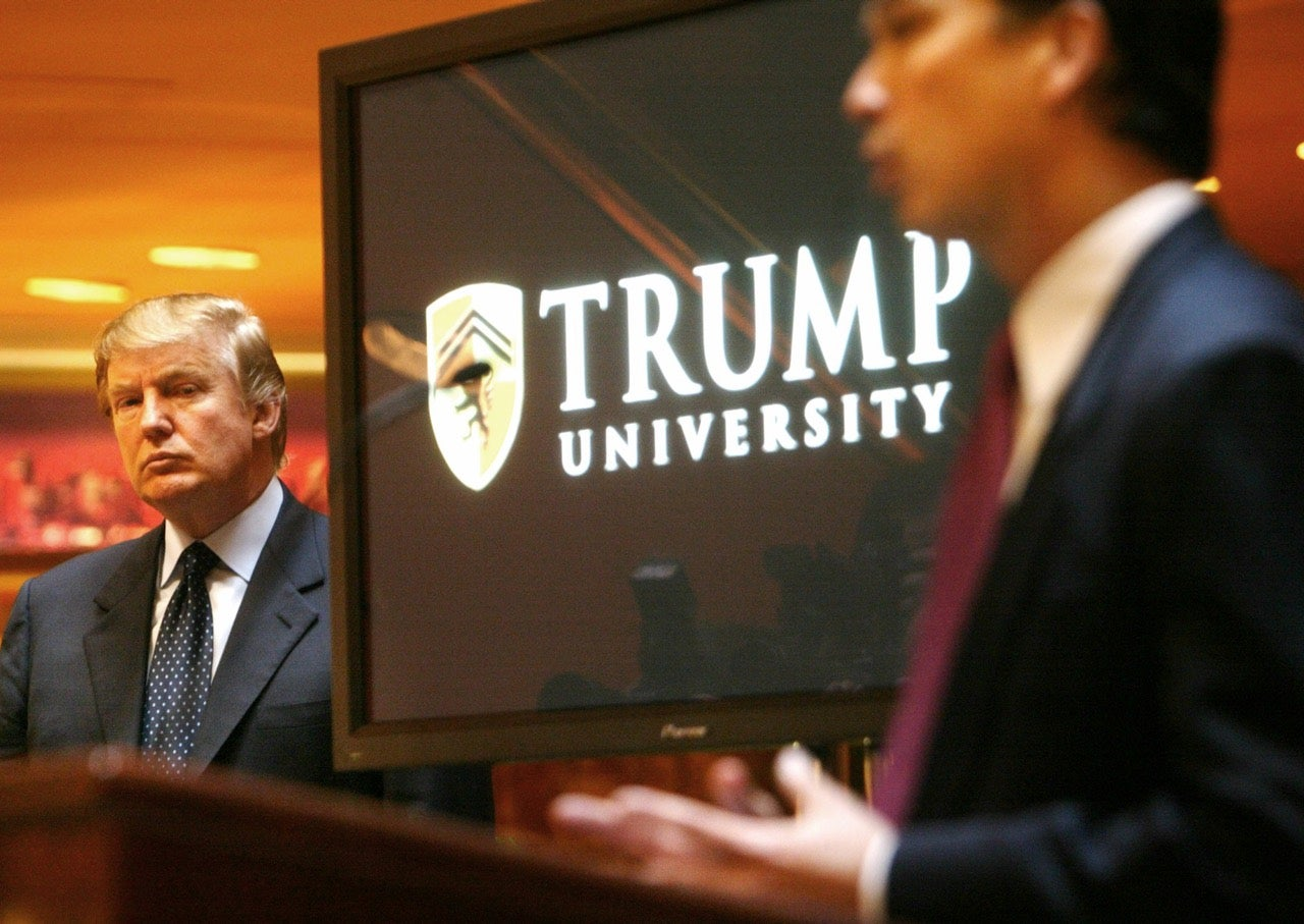 These Former 'Students' Say Trump University Was a Scam