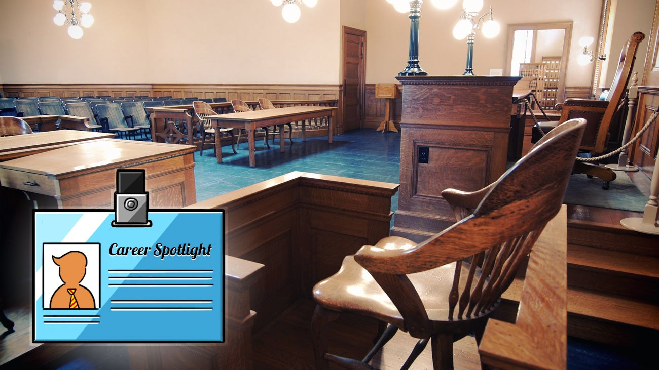 Career Spotlight: What I Do as a Court Reporter