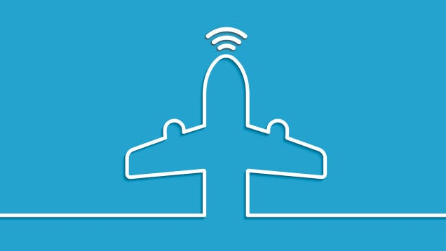 FAA Approves In-Flight Internet That Might Not Suck