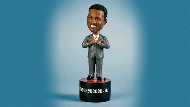 Every Fan of The Wire Is Going to Want This Talking Clay Davis Bobblehead
