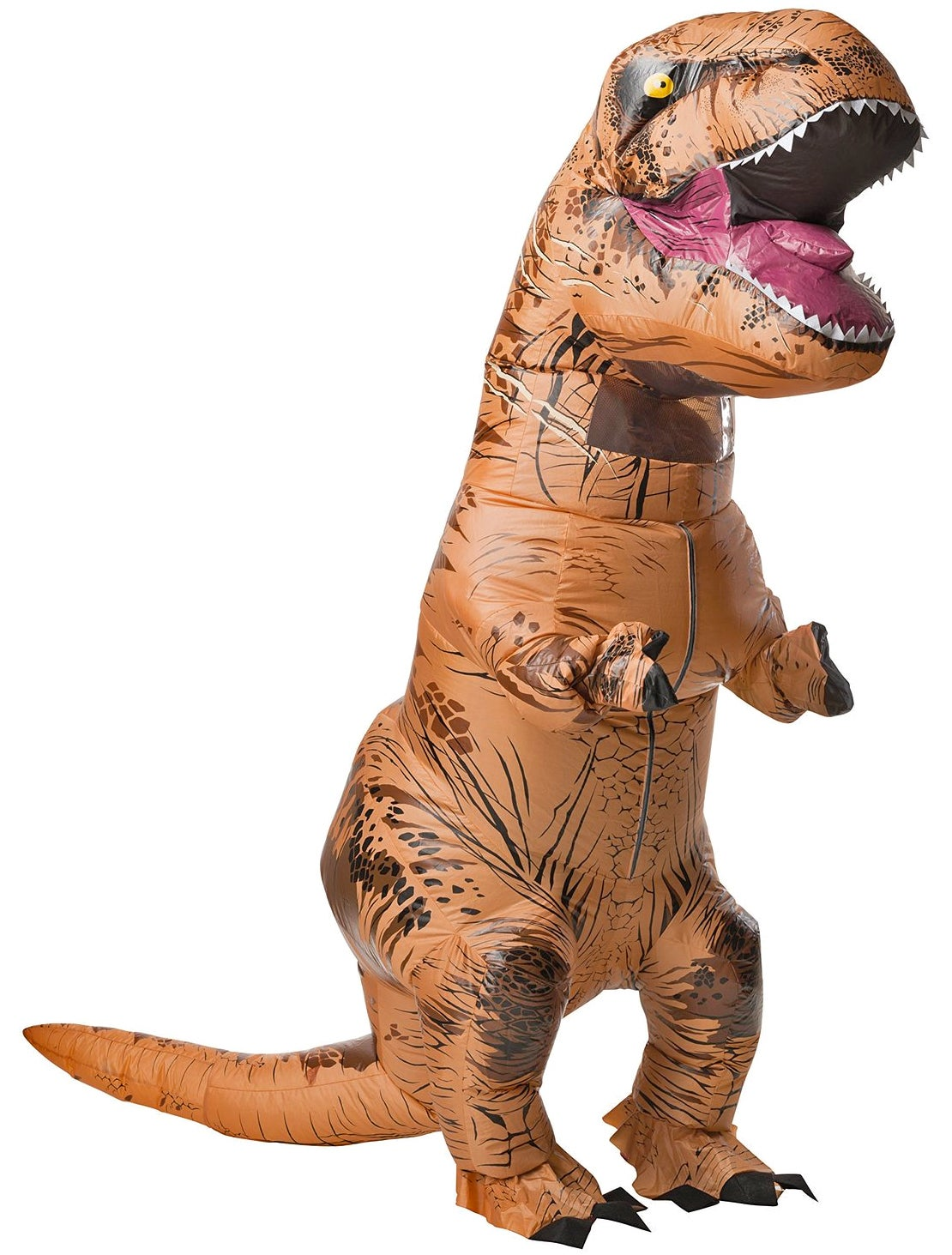 Here's Your 'This Is the Best I Could do' Jurassic World Halloween Costume
