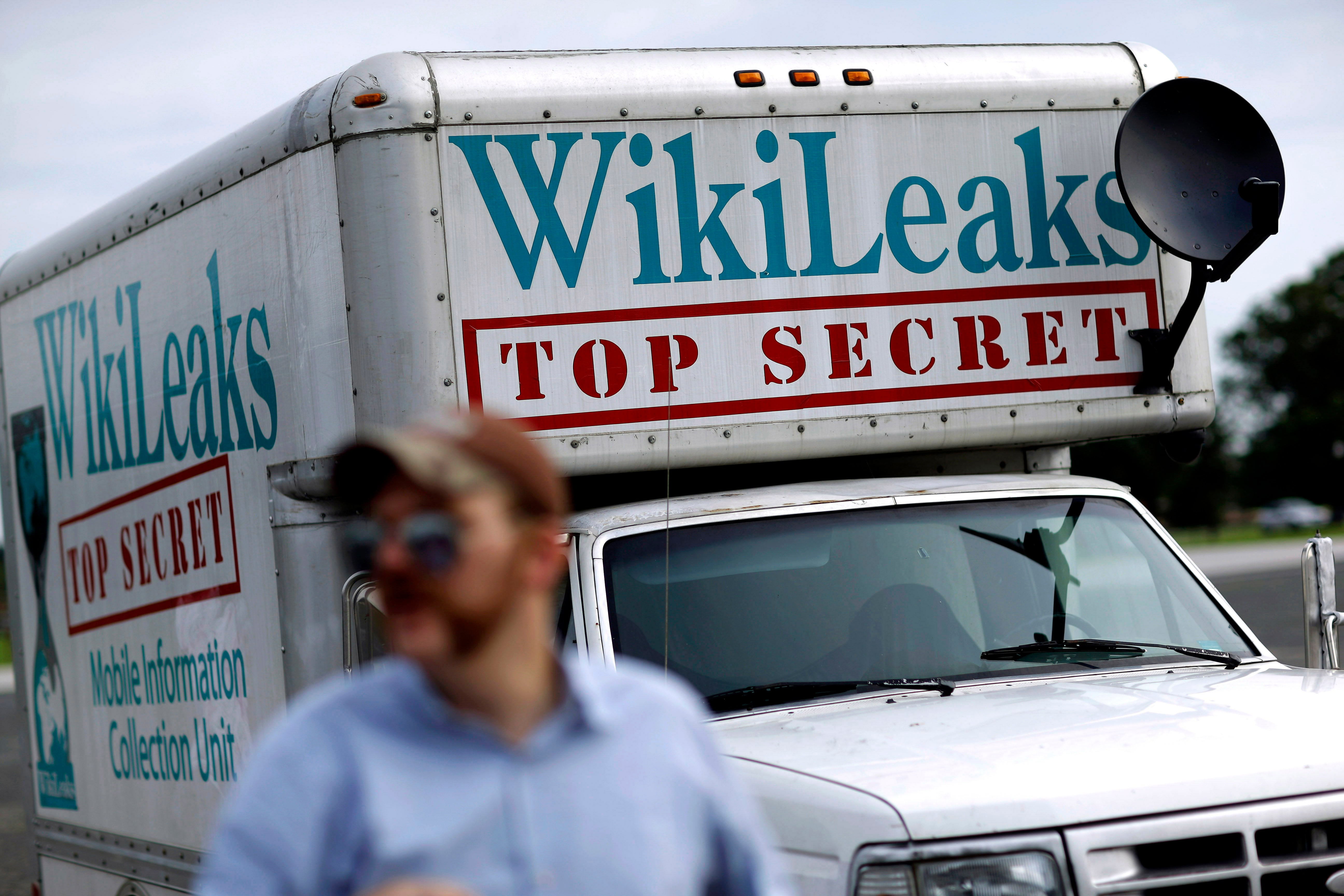 Exclusive: Read Julian Assange's Introduction To The Wikileaks Files