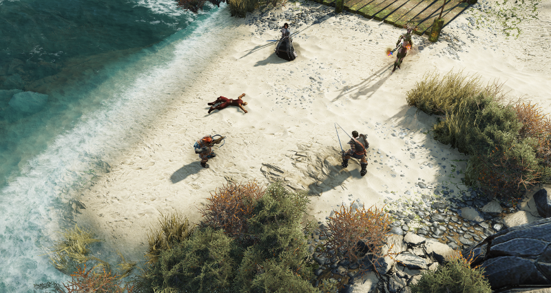 Divinity: Original Sin 2 Has Surpassed Its Kickstarter Goal In Less Than 12 Hours