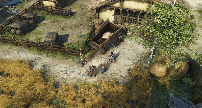 What I Saw Of Divinity: Original Sin 2