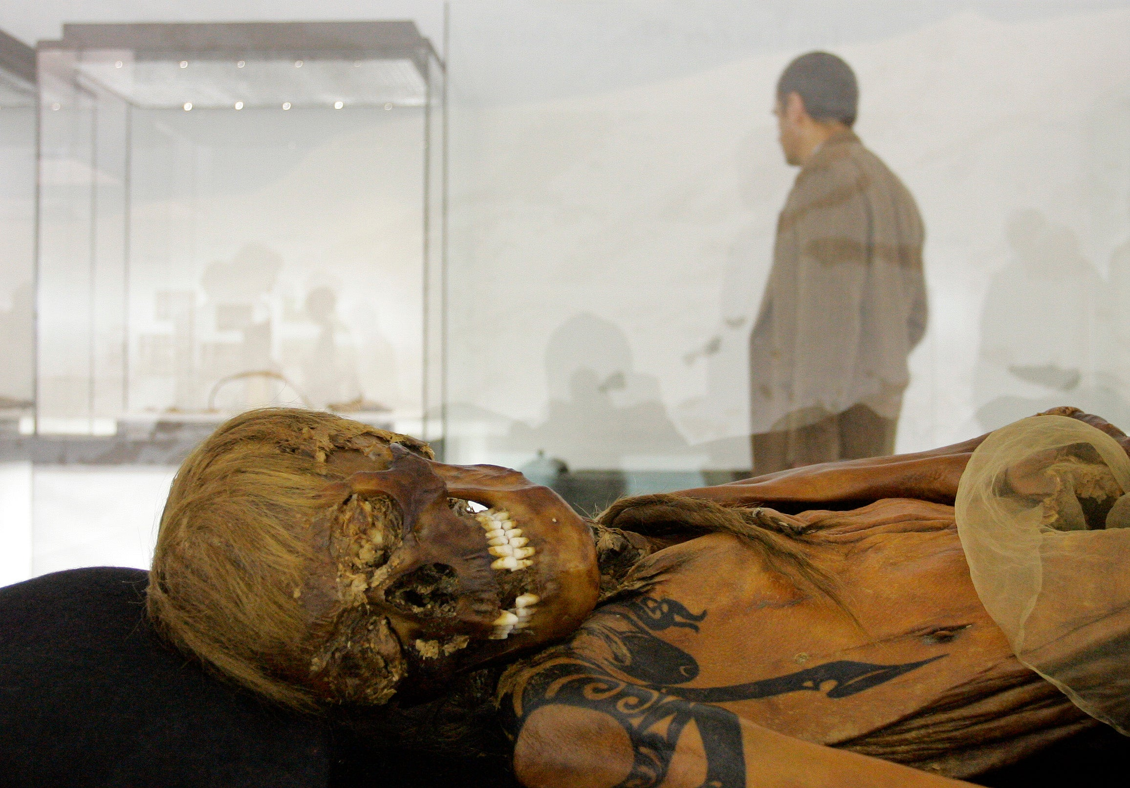 Soviet Bombers and Scythian Mummies: The Archaeology Uncovered By Climate Change