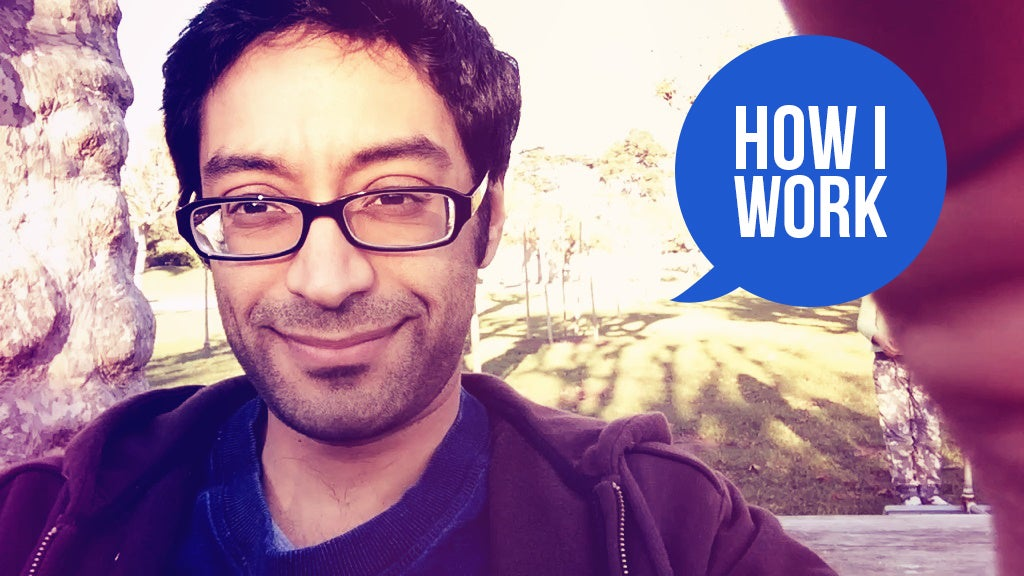 I'm Farhad Manjoo, Tech Columnist at the New York Times, and This Is How I Work