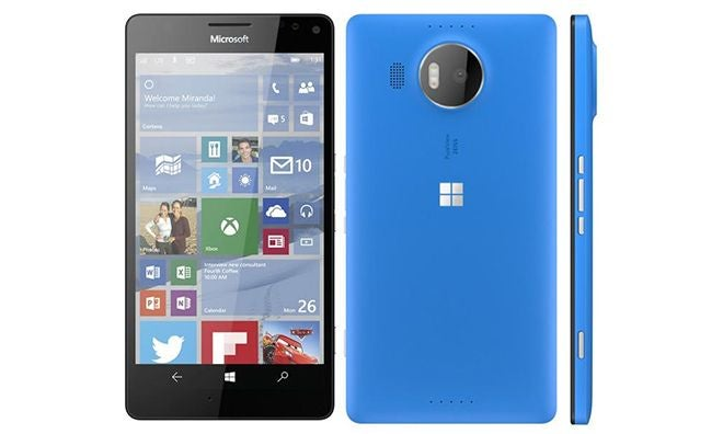 Here's What Microsoft's Next Big Phones Might Look Like