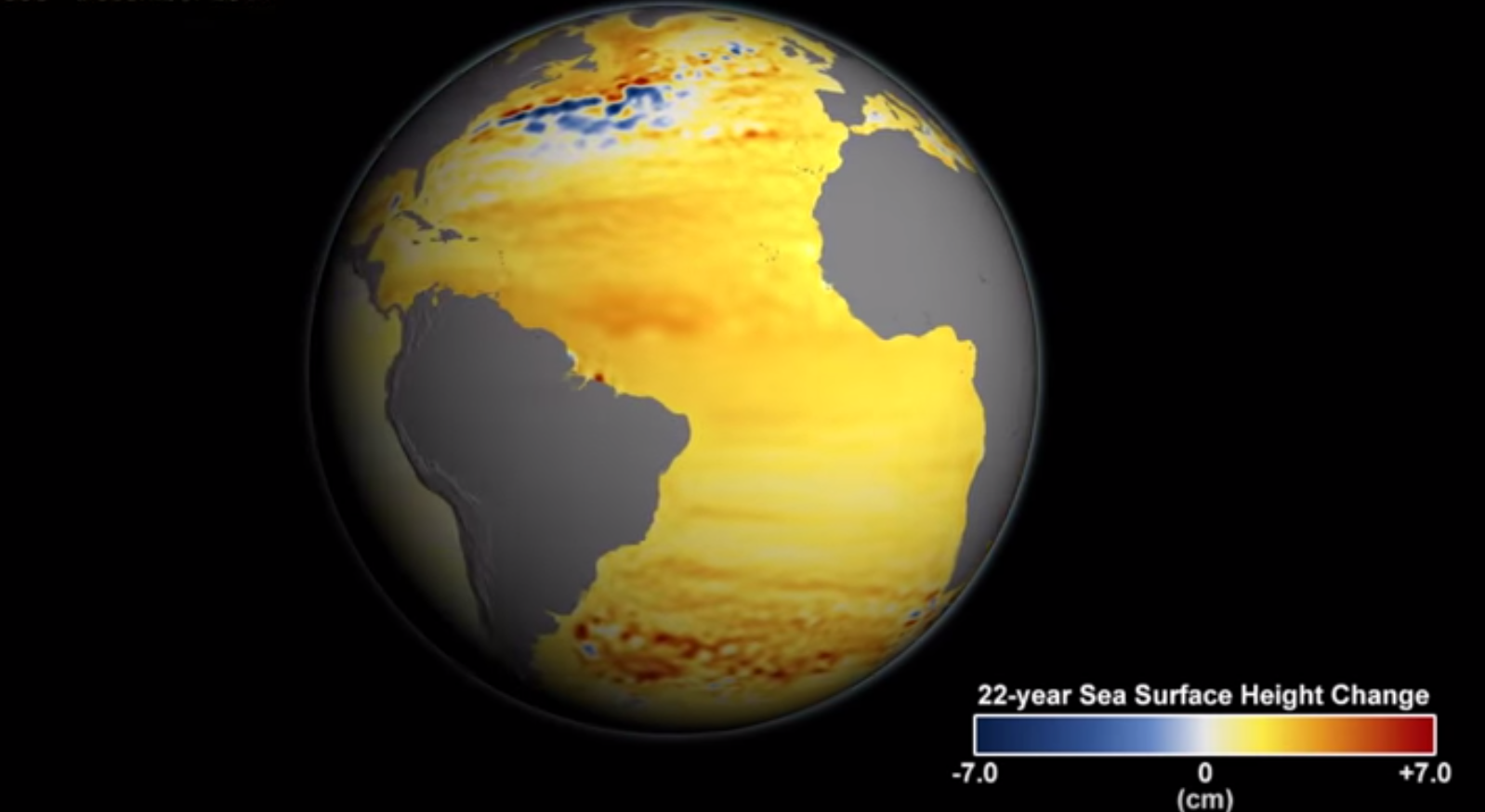 Earth Is Probably Locked Into at Least Three Feet of Sea Level Rise