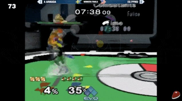 What Smash Bros. Pros Are Doing With Their Fingers When They Play