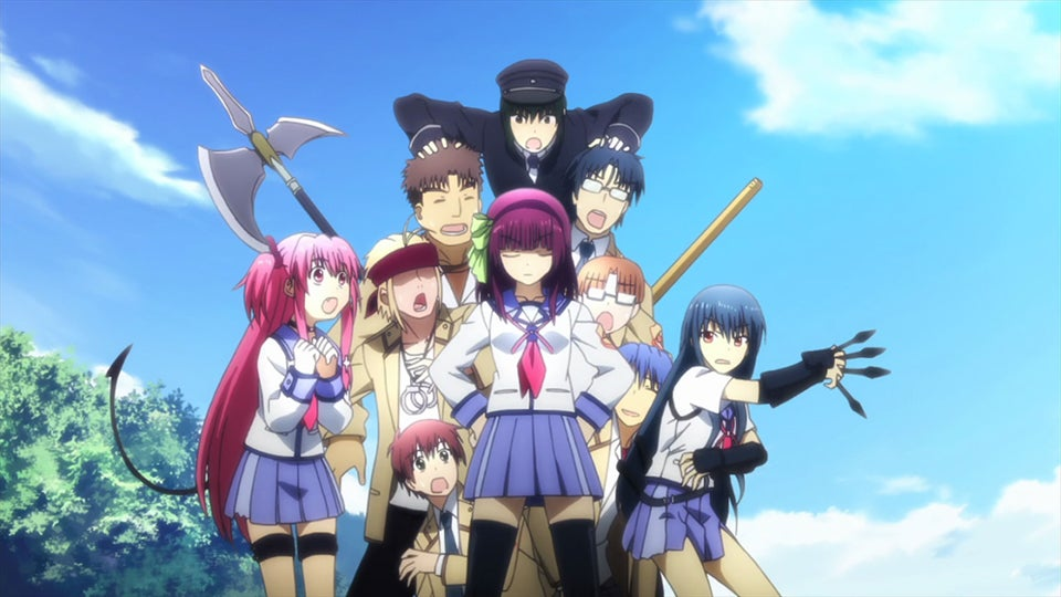 Angel Beats: The Kotaku Anime Review