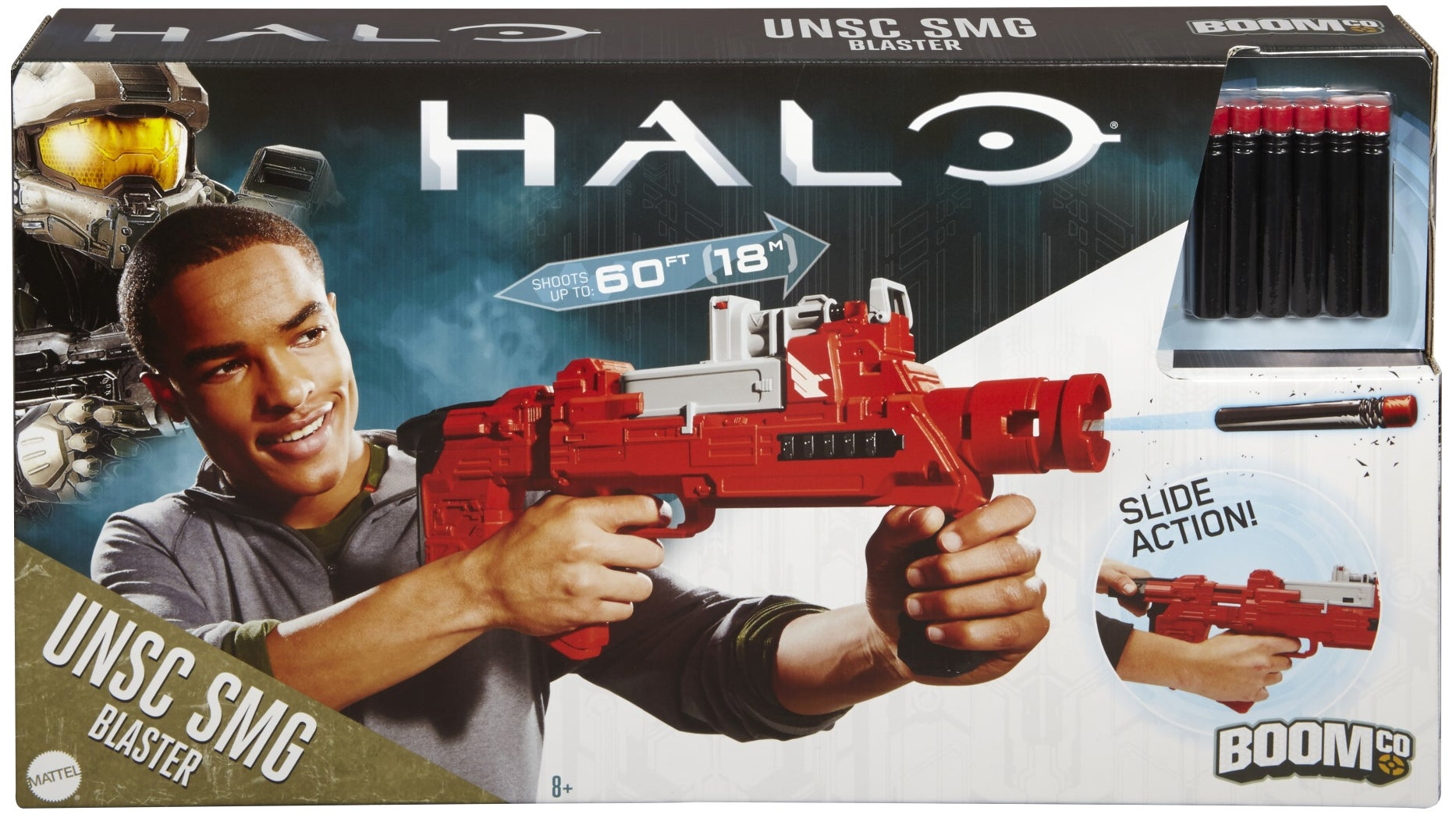 These Are the BOOMco Halo Blasters Master Chief Would Choose