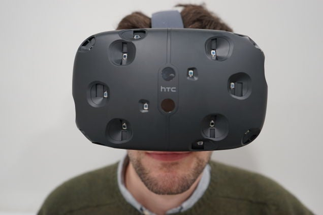 Valve's Virtual Reality Headset is Delayed