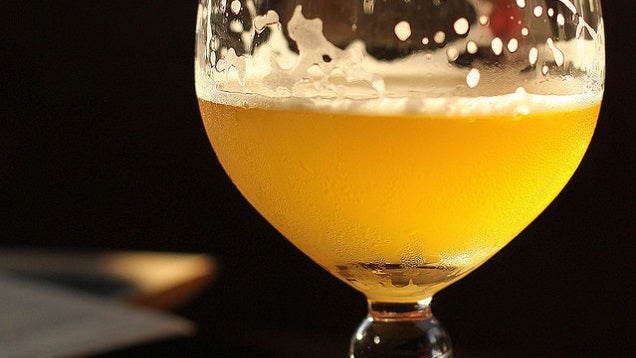 Ease Into a Night of Drinking Beer by Starting with Lighter Varieties