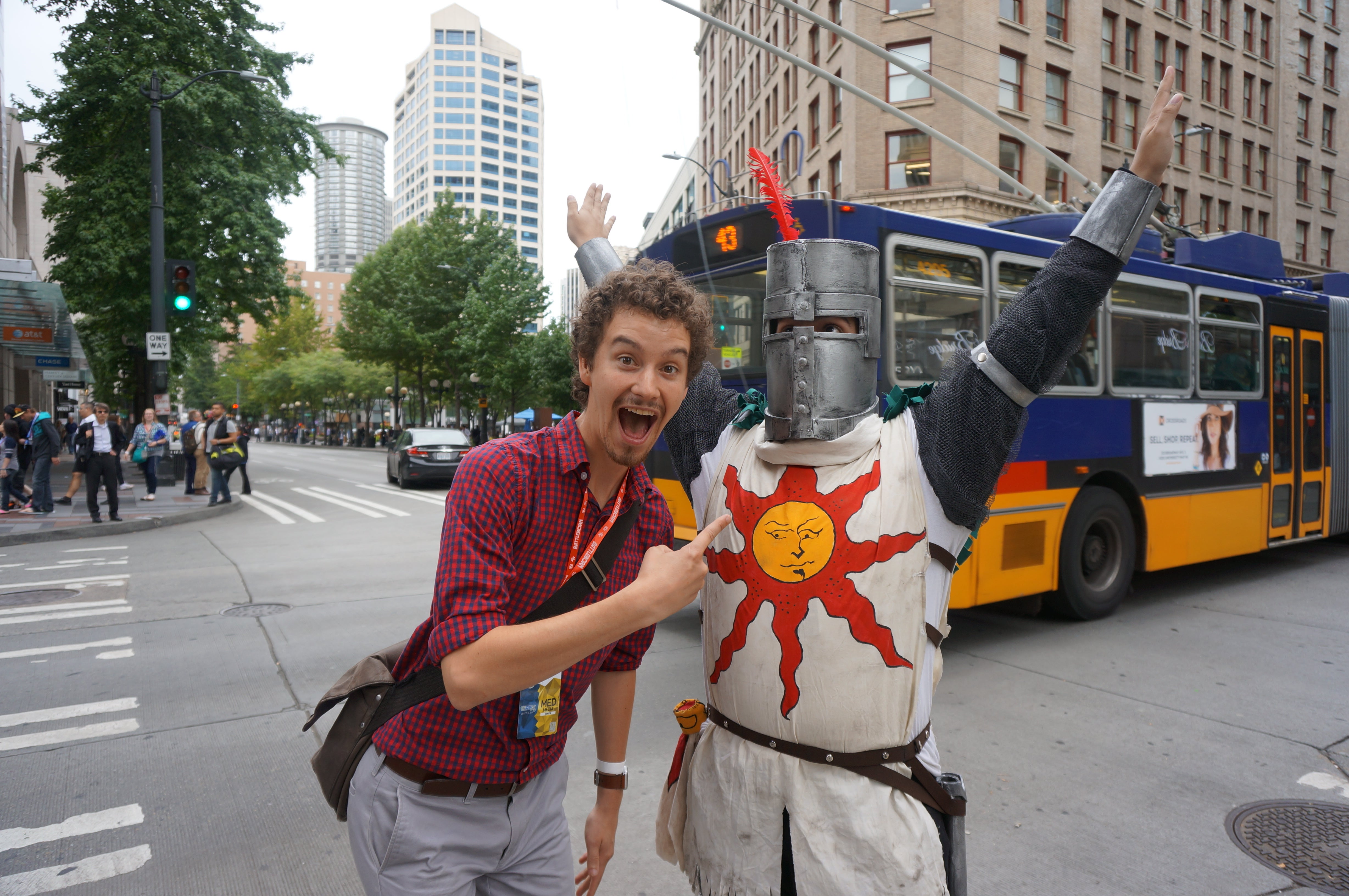 The Raddest Cosplay at PAX Prime, Day One