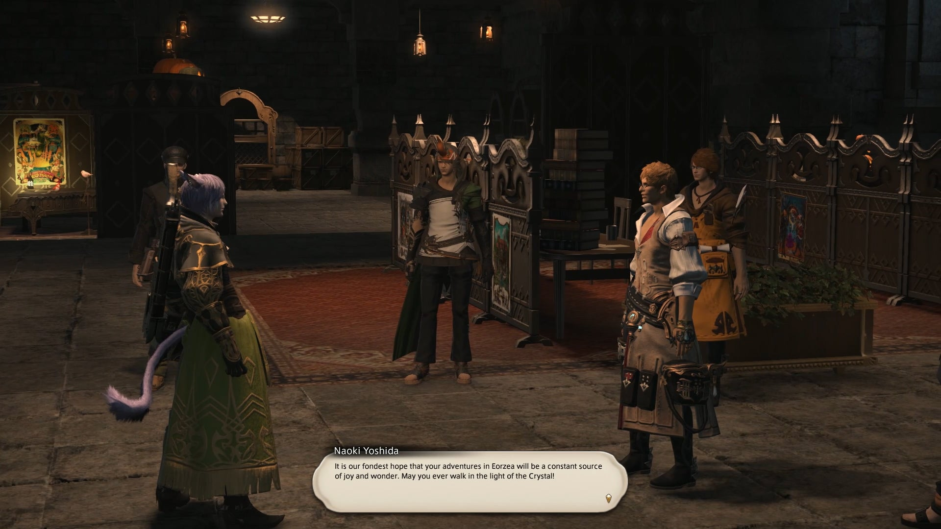 Final Fantasy XIV's Anniversary Takes Players To A Very Special Place