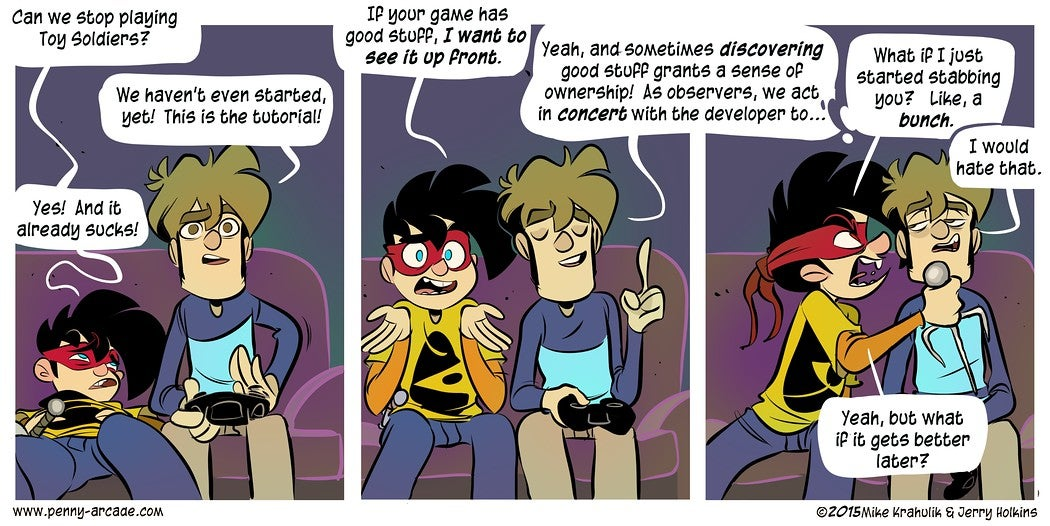 Sunday Comics: OK, Call It A Comeback