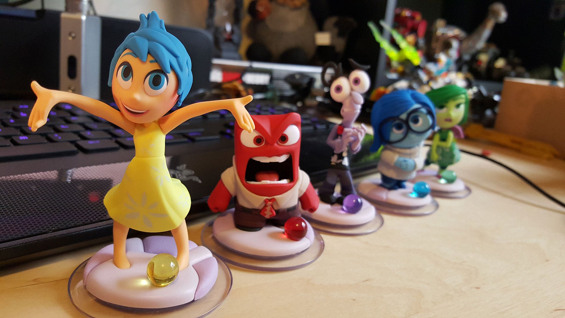 Disney Infinity's Inside Out Set Brings Back The Cheap Movie Tie-In