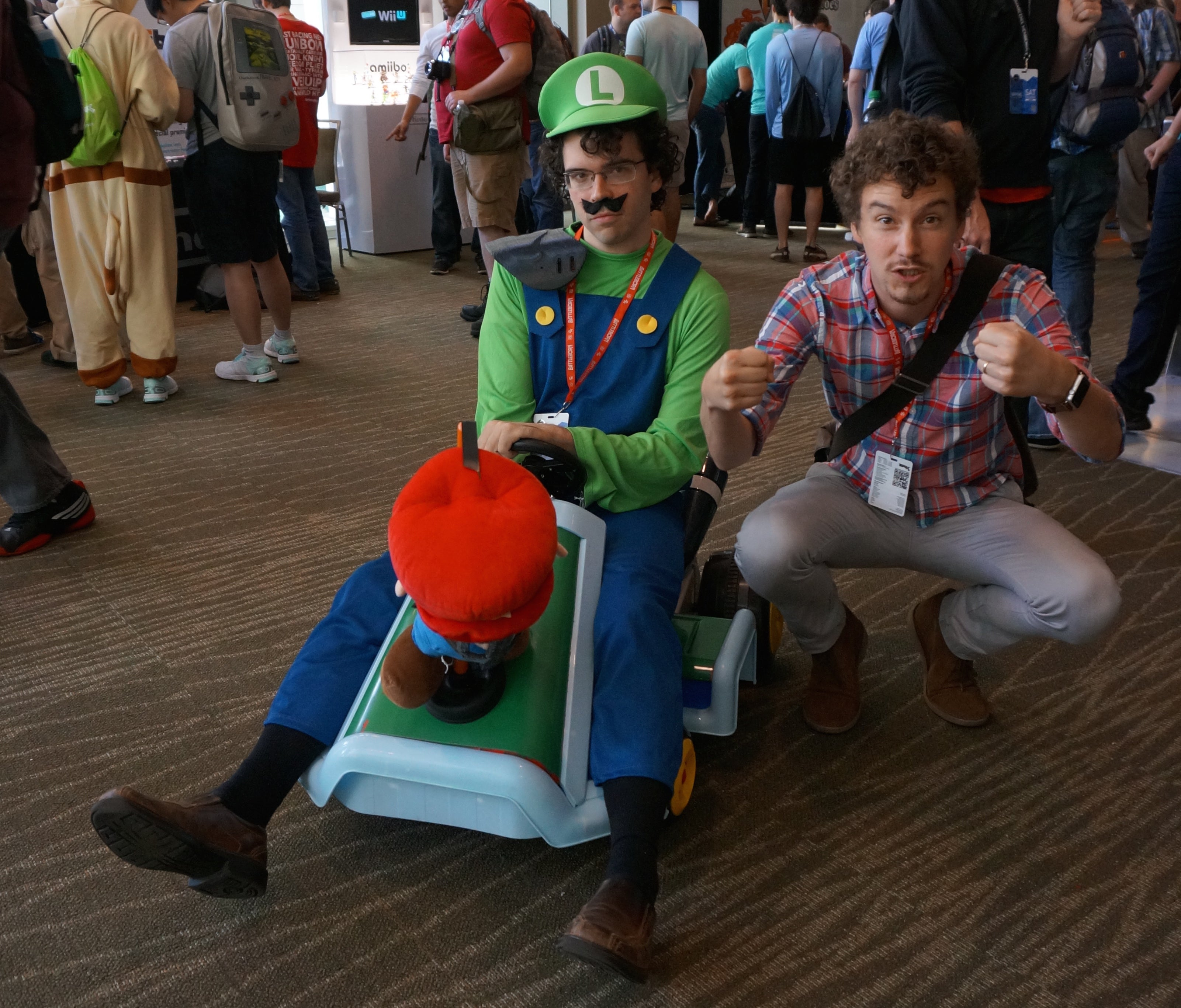 The Raddest Cosplay at PAX Prime, Day Two